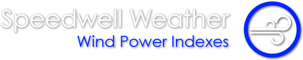 Speedwell Weather Wind Power Indexes